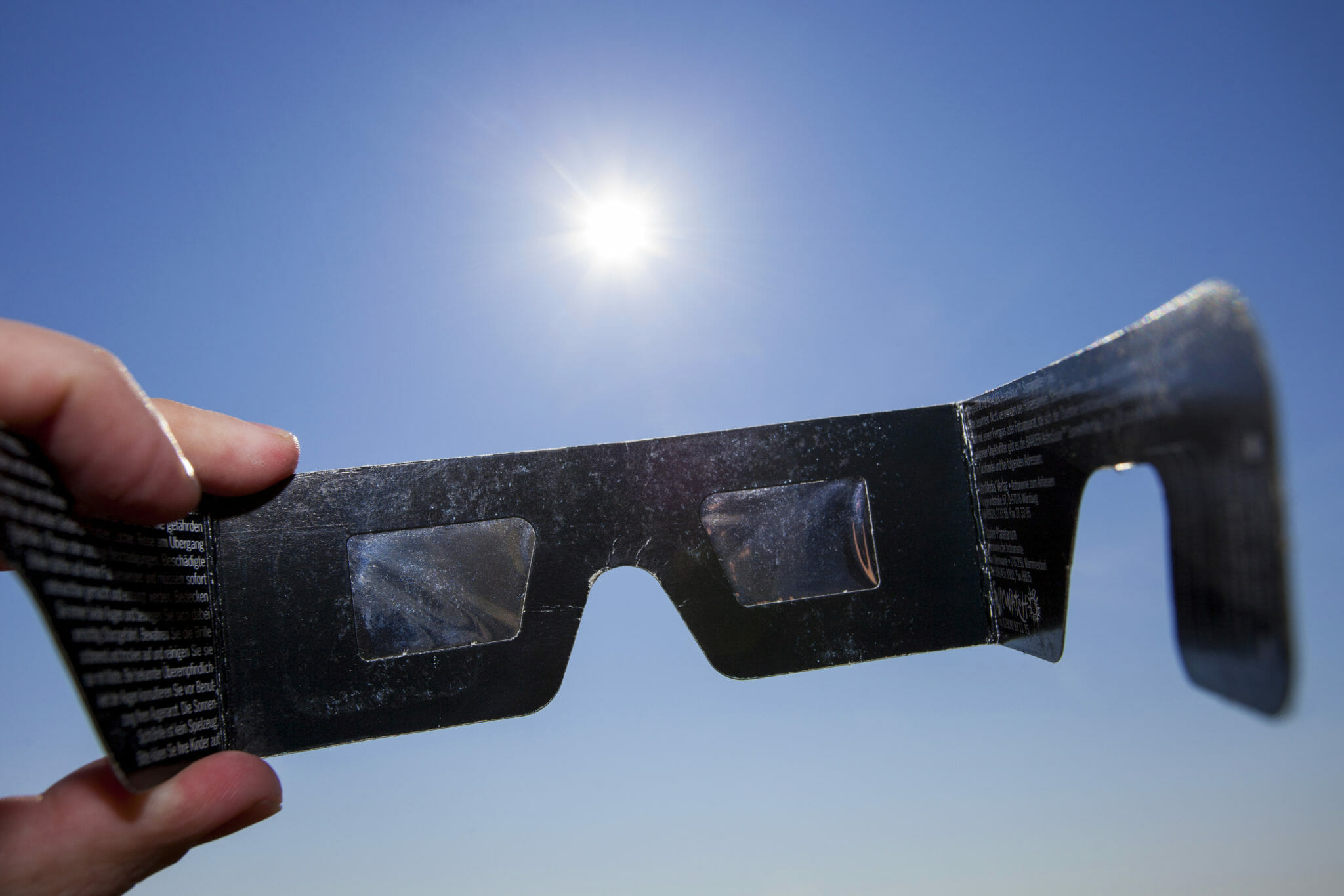 Eye Care Tips For The 2017 Total Solar Eclipse Beaumont