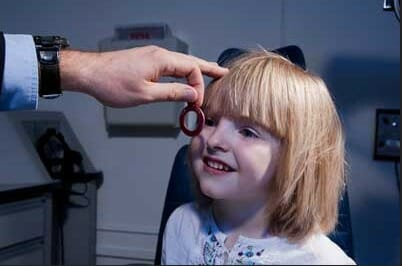 how to prepare a child for an eye exam, tips for children getting an eye exam